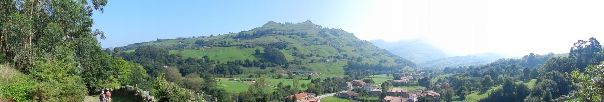 Valles Pasiegos Trekking around Liérganes  (Cantabria) Bosse o Kerstin 2010 4