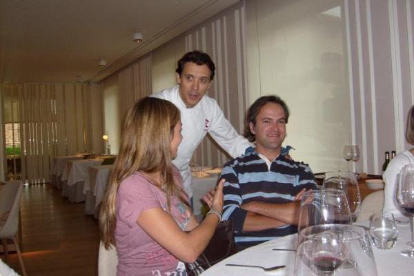 20 con Francis Paniego Eva-Marie Nilsson 2011