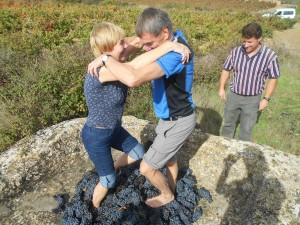 explore La Rioja walk wine tour @ San Vicente de la Sonsierra & Bilbao
