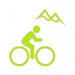 biking green