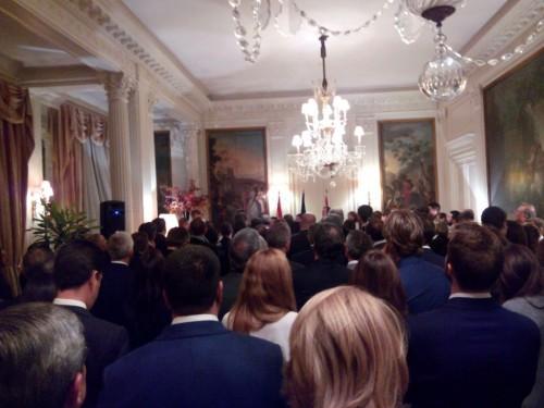 At the Spanish Embassy II