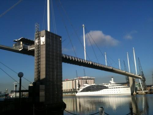 Royal Victoria Dock Bridge