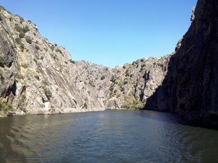 Duero river inspiration
