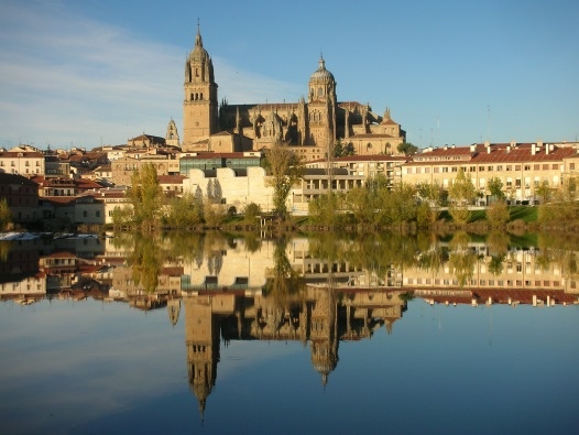 Salamanca inspiration