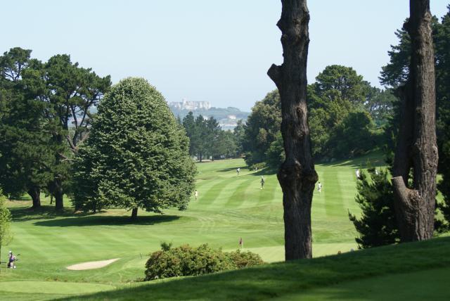 Pedreña golf