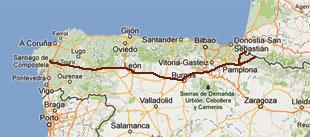mapa-camino-frances