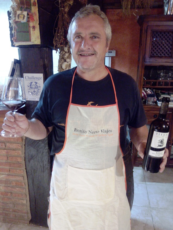 Rodrigo - Agrícola Labastida Tierra, Labastida D.O.C. Rioja