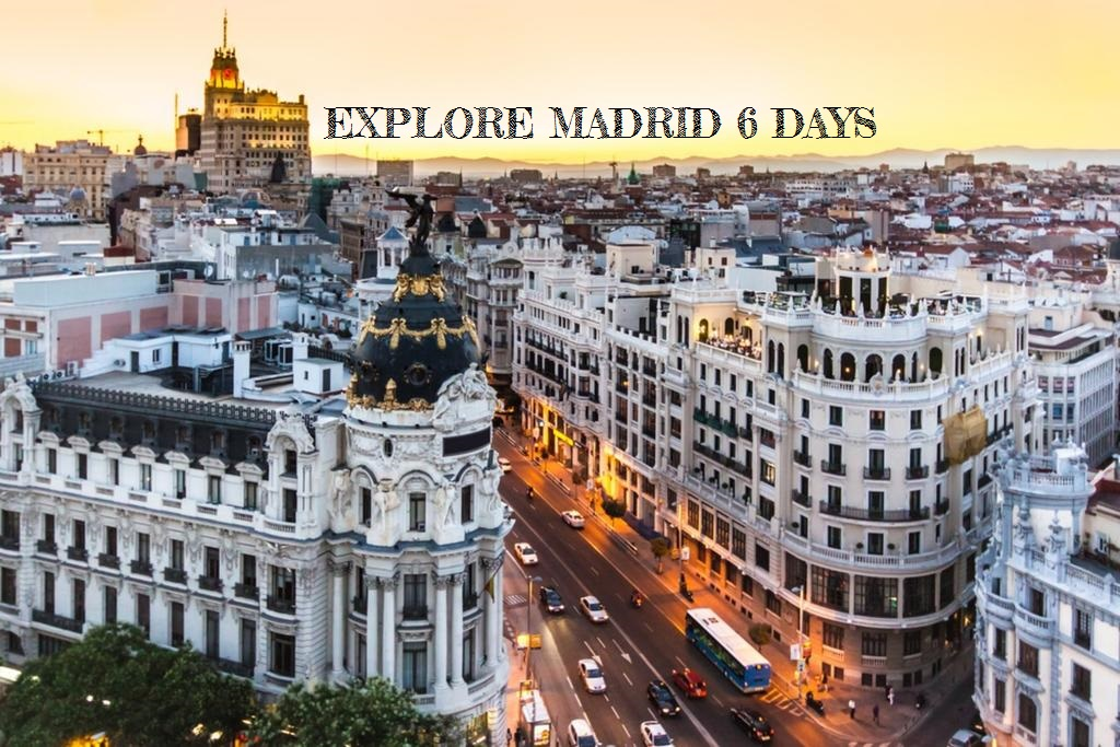 Madrid inspiration in 2 minutes!